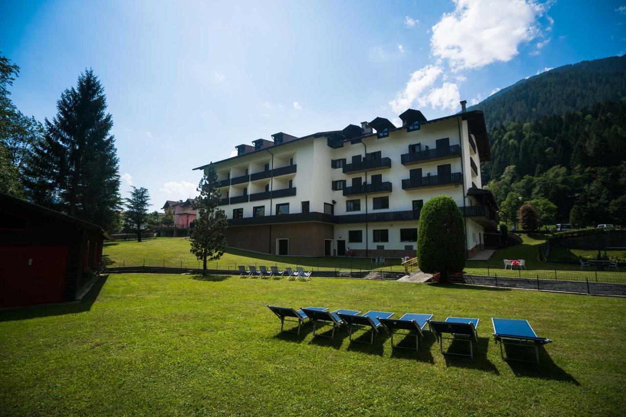 Hotel Rio Giardino Madonna di Campiglio Pinzolo Val Rendena