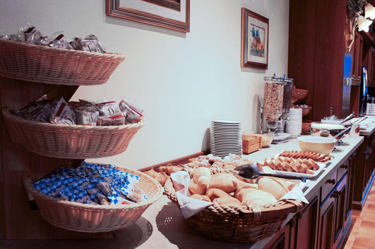 hotelrio colazione