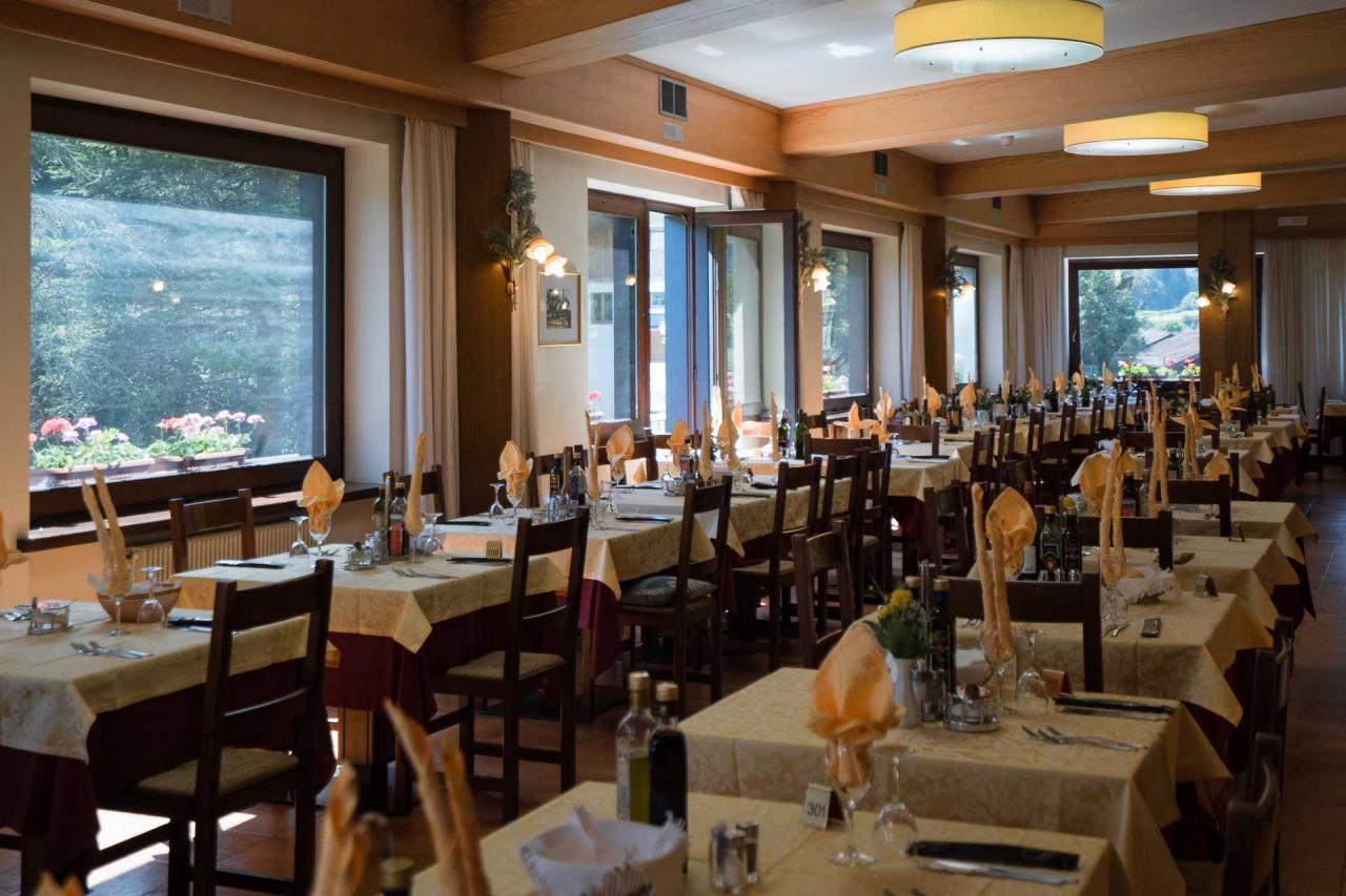 Ristorante Hotel Rio Madonna di Campiglio Pinzolo Val Rendena